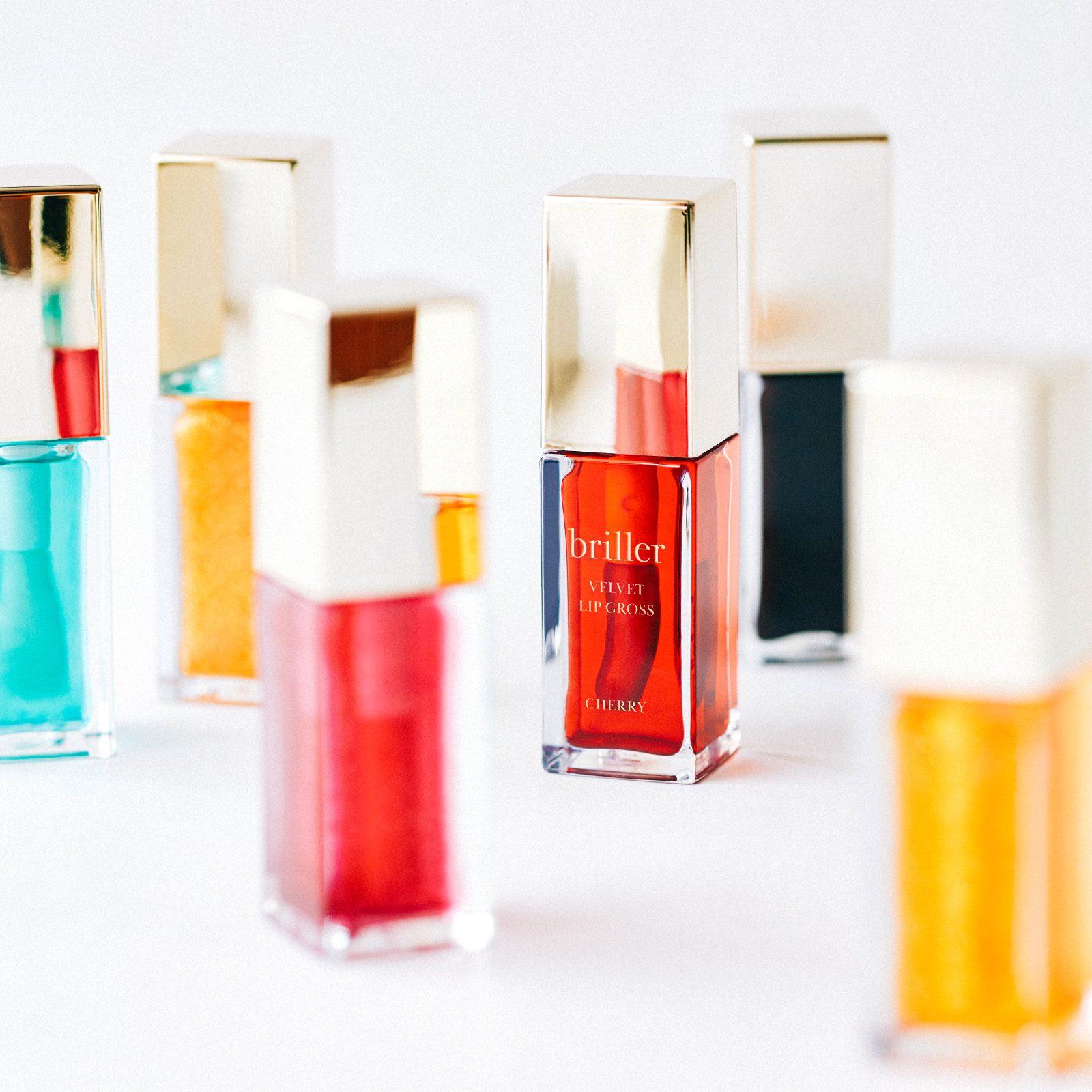 化粧品容器 (Briller)