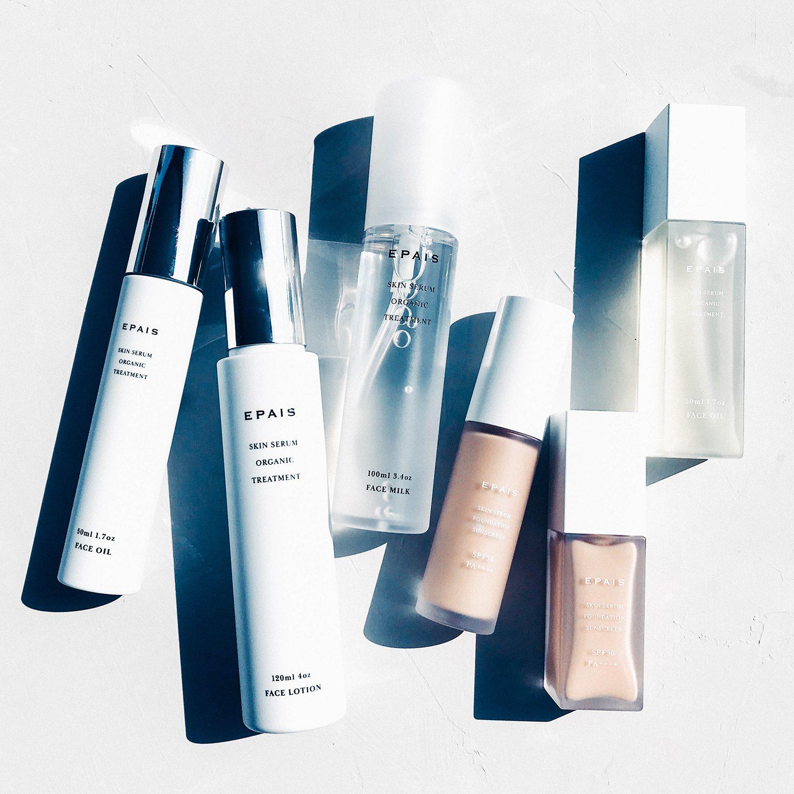 化粧品容器 (EPAIS)