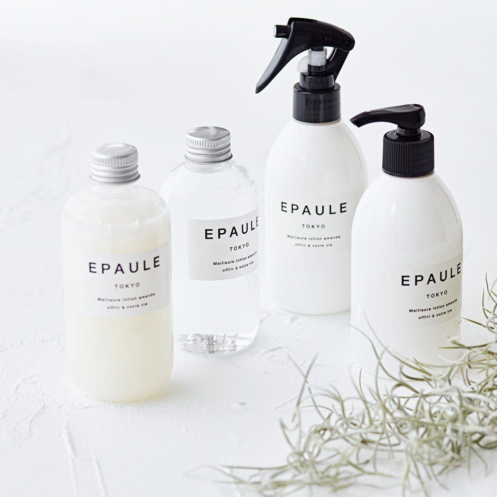 化粧品容器 (EPAULE)