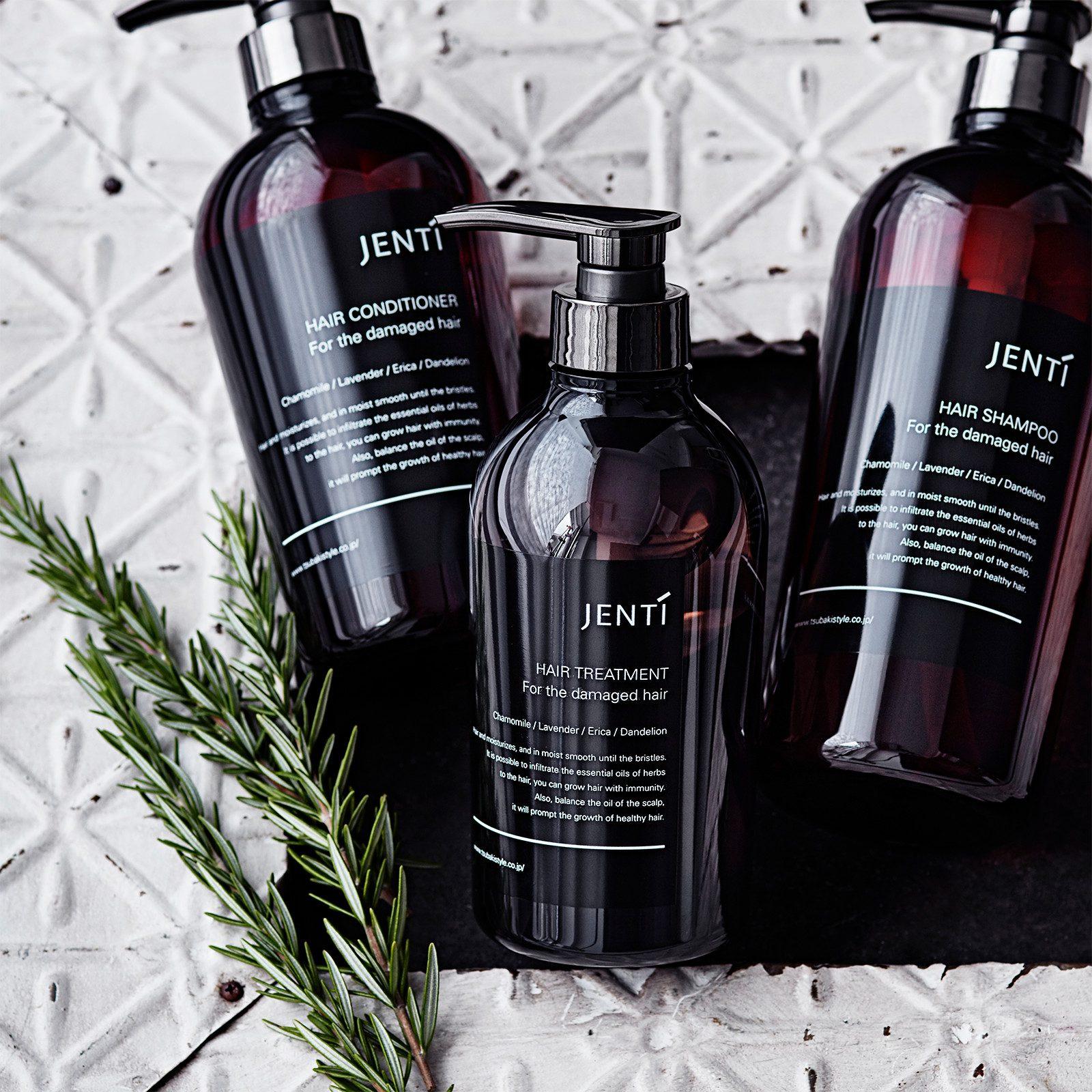化粧品容器 (JENTI)