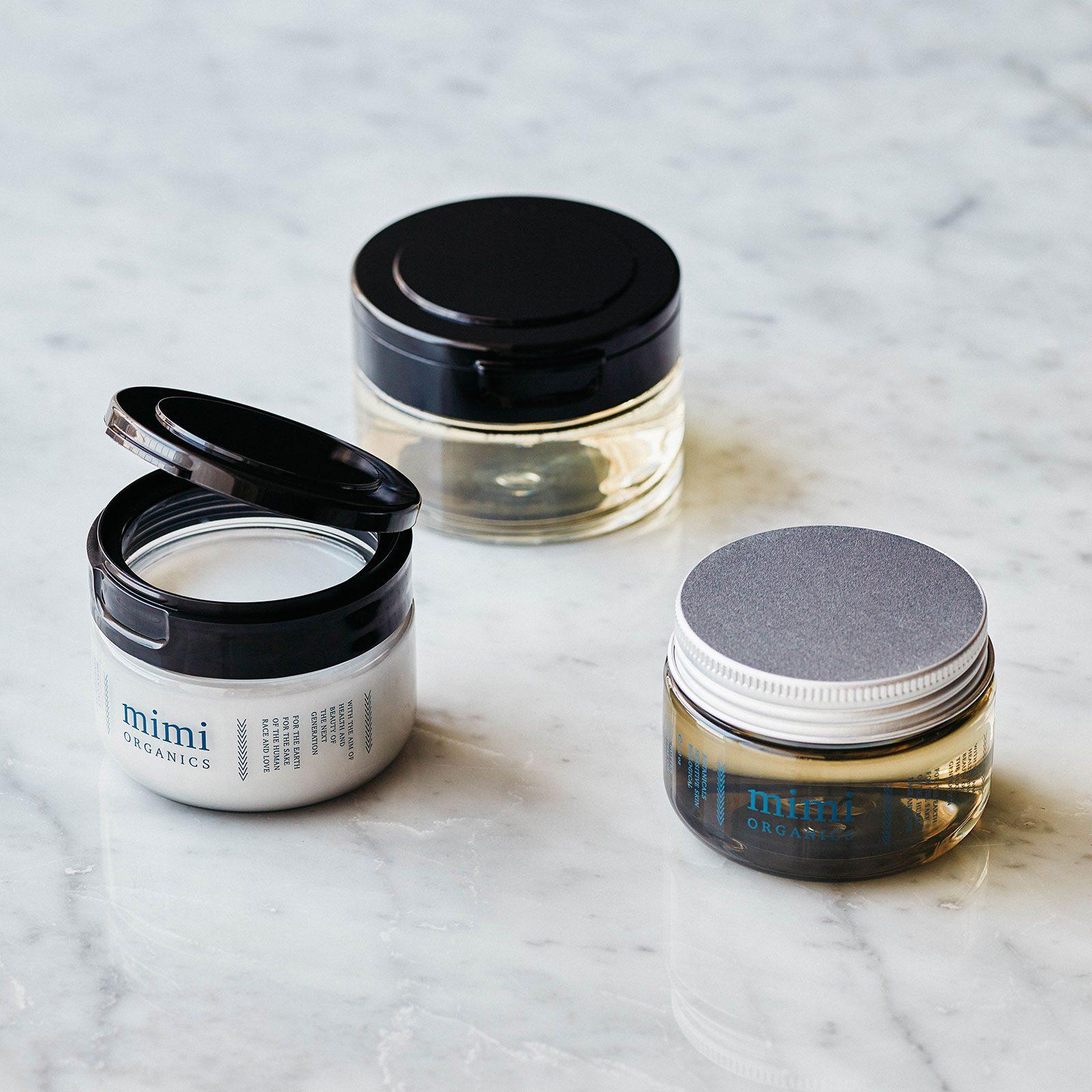 化粧品容器 (MIMI)