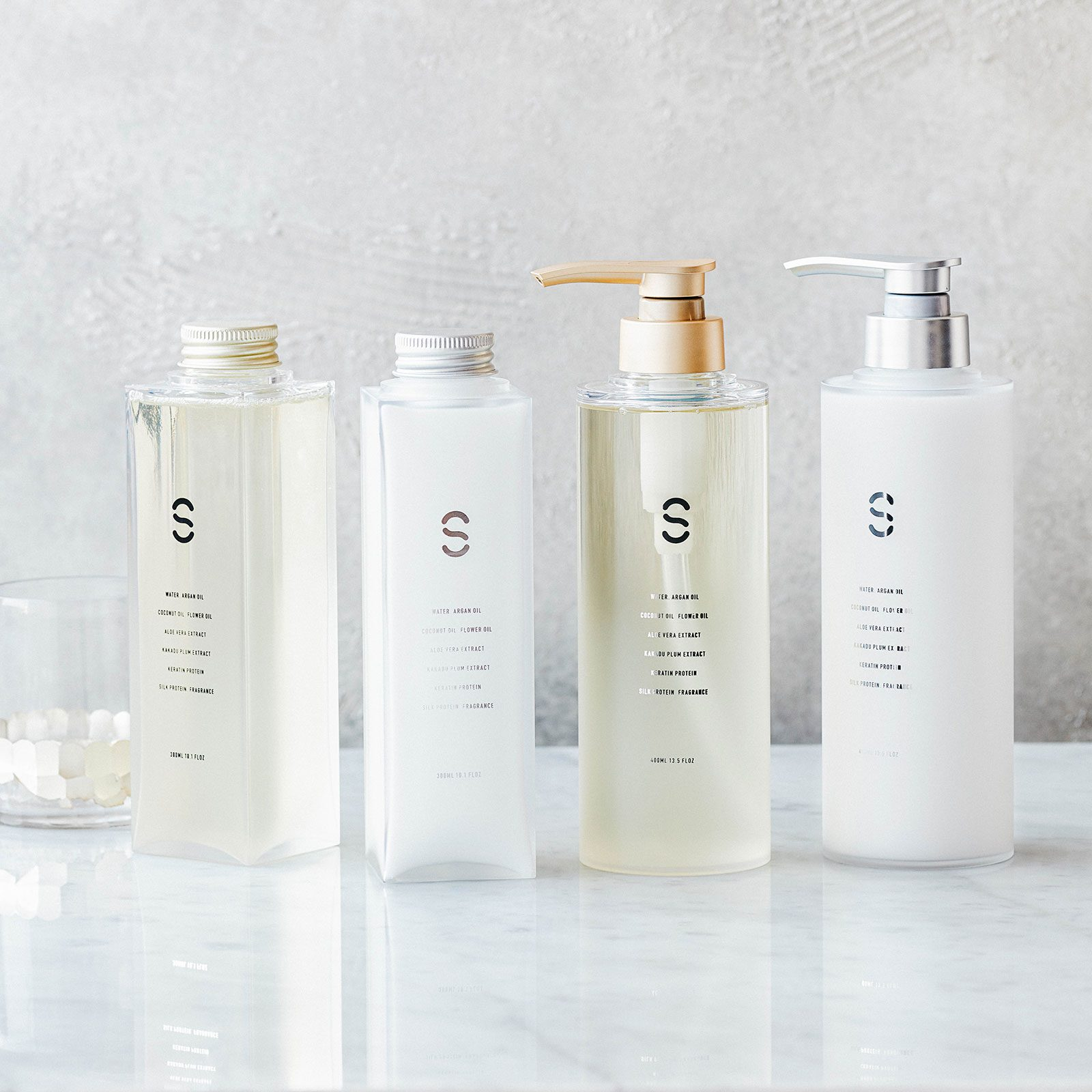 化粧品容器 (SOLIDE)