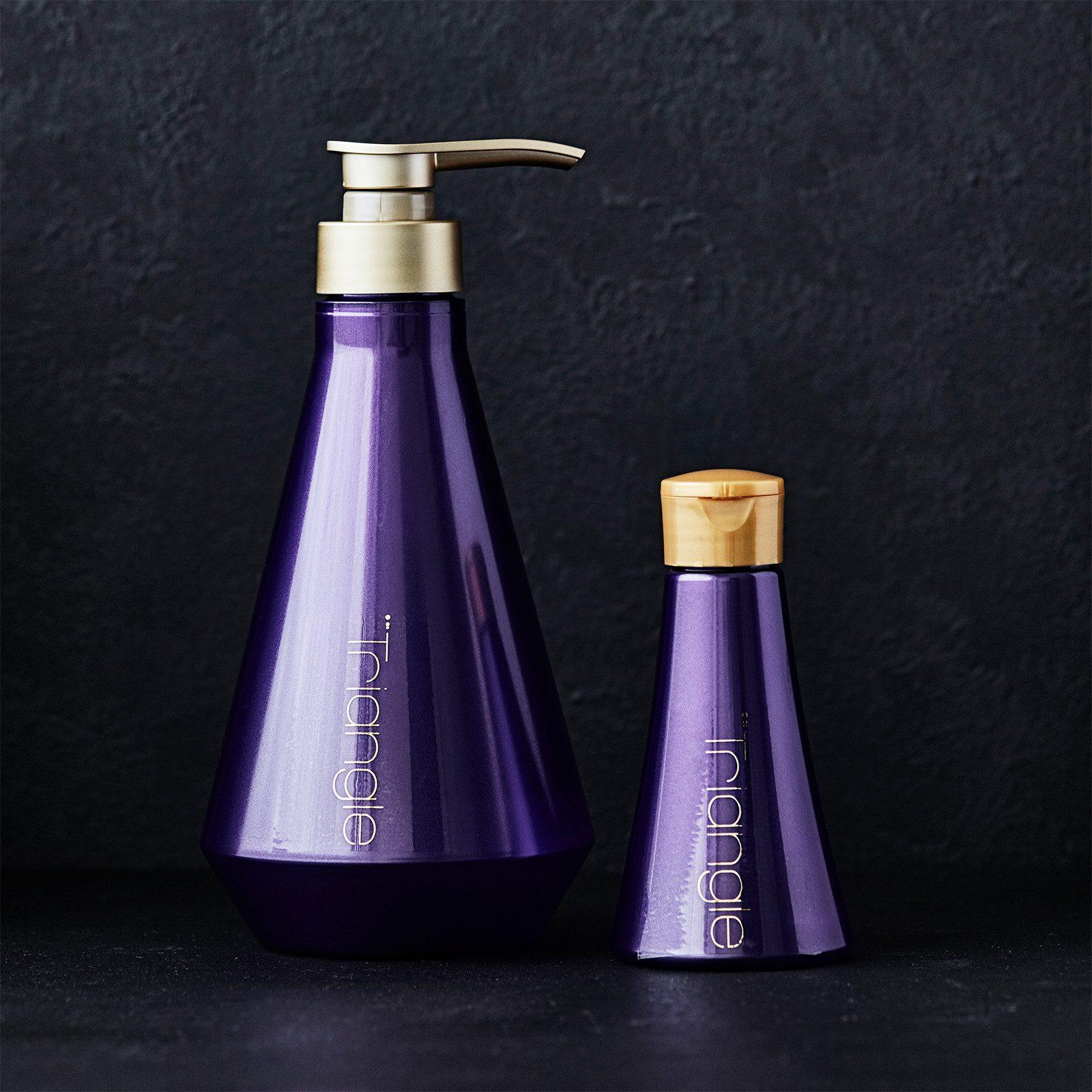 化粧品容器 (TRIANGLE)